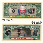 Happy Fathers Day Bill Dollar Money Novelty Bill Notes 1 5 25 50 100 500 or 1000