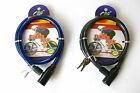 "Quality Bicycle Motor Bike Mountain Cycle Barrel Cable Lock 33"" Long Strong"