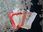 Collection Of Brentford Home Games Programmes