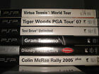 PlayStation Portable [PSP] Games [Individually Priced]