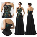 AUDREY HEPBURN STYLE Vintage Formal Party Evening Bridesmaid Cocktail Long Dress