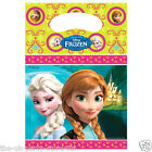 Disney FROZEN Party Supplies PARTY LOOT BAGS Birthday Gift Bags Anna Elsa Olaf