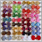 Wholesale lots 5pairs 36color pick Chinese frog closure fasteners knot buttons