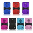 Heavy Duty Kickstand Hard Cover Case For Samsung Galaxy Tab 4 7inch T230 Tablet