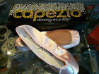 CAPEZIO NICOLINI N155 PS BALLET POINTE - NEW - PINK - SIZE 1.5 TO 7.5