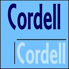 Cordell Boys Name Wall Sticker -18x40cm Interior Home Vinyl Decal Decor Sign