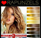 "9ft full head remy human hair extensions DIY weave/weft 16"" 20"" 24"" 180 grams"