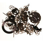 5/10/50g Watch Parts Steampunk Jewellery Altered Art Crafts Cogs Gears Charms