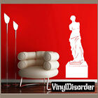 Venus de Milo Aphrodite Statue Vinyl Wall Decal Or Car Sticker -landmarksmc061EY