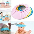 Cute Shampoo Bath Bathing Shower Shield Hair Wash Cap Hat for Kids Baby Toddlers