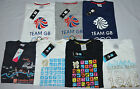 ORIGINAL ADIDAS LONDON 2012 OLYMPIC / TEAM GB T-SHIRT BNWT OFFICIAL PRODUCTS