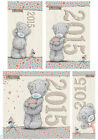 Me to You Tatty Teddy 2015 Diary or Calendar Slim A5 Square
