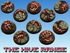 The Hive scenic resin bases great for WH40K tyranid carnifex, tervigon and gaunt