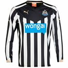 Newcastle United Kids (Boys Youth) L S Home Jersey 2014 – 2015