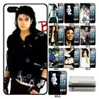 NEW Michael Jackson Silicone Cellphone Back Cover Case Apple Phone Skin iPhone
