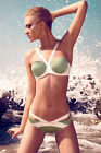**UK** Sexy Womens Bandage Bikini Set Padded Swimsuit Beachwear Swimwear Celeb