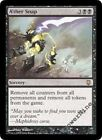 1 PLAYED Aether Snap - Darksteel MtG Magic Black Rare 1x x1