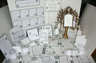 Handmade SNOWFLAKE Wedding Stationery Collection ~ Full Range ~ Any colour/Qty
