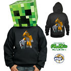 stampy and barnaby creeper girls boys unisex pullover hoodie perfect xmas gif