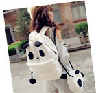 Fashion Fille Femmes Panda Mother & Baby épaule Sac à dos sac à main sac Set