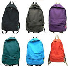 Hot Candy Colors Girls Backpack Bags Campus Student Book Travel Bags 6 Colors US