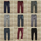 HOLLISTER by Abercrombie MEN SWEATPANTS /Jogger CLASSIC STRAIGHT FIT XS,S,M,L,XL
