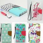 "For Apple iphone 6 4.7"" Skin Luxury Grid PU Leather Wallet Flip Cover Case Hot"