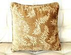 New Golden Leaves Home DECOR Square PILLOW