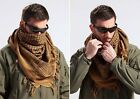 Military Army Tactical Keffiyeh Neck Cover Head Wraps Shemagh Arab Scarf Shawls