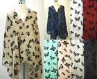 Ladies Girls Long All Year Summer Butterfly Print Neck Scarf Wrap Shawl Scarves