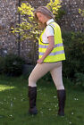 Reflective Tabard Hi Viz*BE SEEN BE SAFE* Horse Riding Tabard Adults/Childs