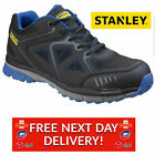 NEW MENS SAFETY BLACK TRAINERS SHOES LADIES BOOTS WORK STEEL TOE CAP HIKING SIZE