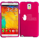 For Samsung Galaxy Note 2 3 4 Rubber Hard Case Cover Bye Felicia