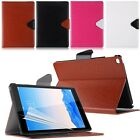 Slim Magnetic Leather Smart Cover Wallet Case Stand For Apple iPad Air 2 + Film
