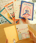 7321 Design - Sticky Notes Ver.2 - Book of Sticky Notes - Memo Pad -Designsketch