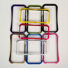 Aluminum Metal Blade Frame Bumper Case Skin Protect Cover Fr Apple iPhone4 4s 4G