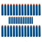 Toy Gun Bullet #F Darts Round Head For Blasters Children NERF N-Strike Blue Lots