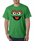 CLEARANCE Oscar Face Sesame Street 100% Cotton Tee Shirt 3XL