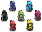 Waterproof 35L Backpack Hiking Camping Daily Use Schoolbag Day Pack