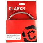 Clarks S/S Universal Front / Rear Bike / Cycle Cable Brake Kit