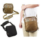 Molle Army Sling Backpack Military Tactical Bag Hiking Camouflage Day Pack