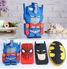 Hot 3D Kids Superhero Cartoon Series Soft Silicone Case Cover For iphone 5/5s/6