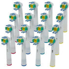 NEW 20 x Electric Tooth brush Heads Replacement for Braun Oral B 3D WHITE ACTION