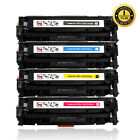 Multi Color & Black 118 Toner For CANON ImageCLASS MF8380CDW MF8580CDW MF8350CDN