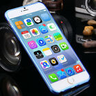 0.3mm Thin Crystal Clear Back Soft Silicone TPU Gel Case Cover for Apple iPhone