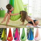 Kid Baby Outdoor Pod Swing Chair Reading Nook Tent Hanging Seat Hammock 5 Colors