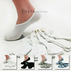 Wholesale 40 Pairs Lot Mens Loafer Boat Socks Invisible No Show Cotton Socks