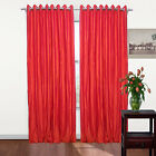 Dupioni Silk Curtains, Eyelet Top In Measurement,Colours & lining of your choice
