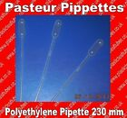 PE PIPETTE 230 MM, CAPILLARY DIAM. 0.5 MM .Buy 10, 50 or 100 .Graduated @