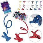 Universal Lazy Bed Desktop Car Stand Mount Holder For Cell Phone iPhone Long Arm